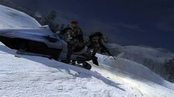 BF2MC Snowmobile