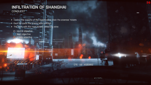 BF4 InfiltrationOfShanghai