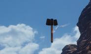 AT Grenade mid-air