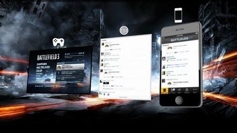 Battlefield 3 Battlelog Features Trailer