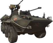 BF4 BTR90 Front
