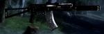 BFBC AKS-74u Weapon