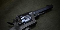 Bodeo 1889 Revolver (Codex Entry)