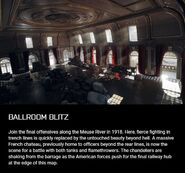 Ballroom Blitz Description