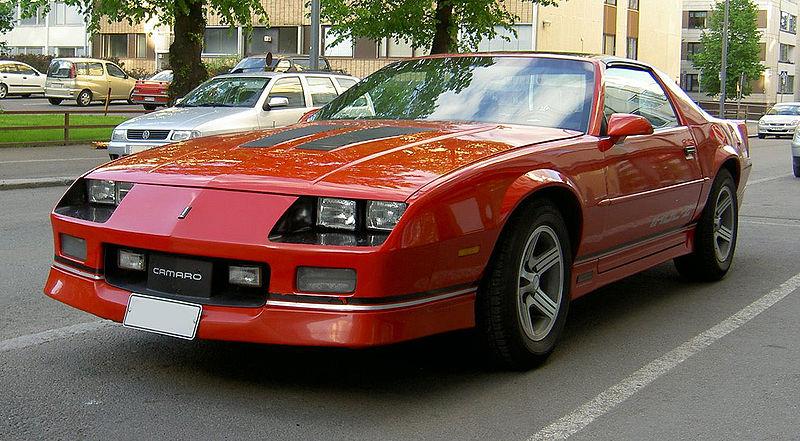 Iroc Z Wiki >> Image - 800px-Chevrolet Camaro IROC-Z-4.jpg | Battlefield Wiki | Fandom powered by Wikia