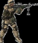 USMC M249SAW BF2
