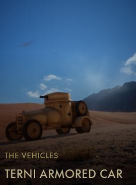 Terni Armored Car Codex Entry