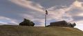 BF1942 Guadalcanal American Bunker US control