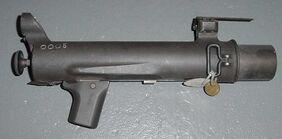 XM148 Grenade Launcher