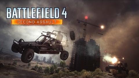Battlefield 4 Second Assault Official Trailer