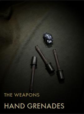 Hand Grenades Codex Entry