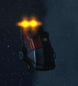 BF4 pod flight