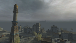 BF2SF Ghost Town