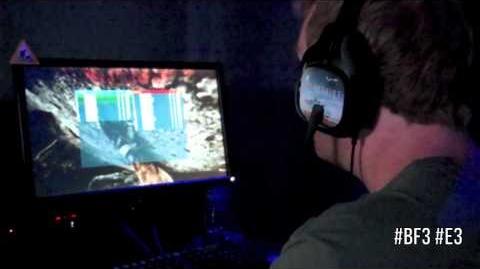 Battlefield 3 E3 2011 Day