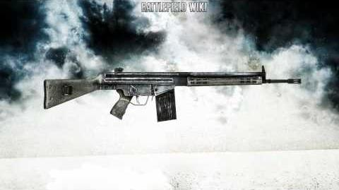 Battlefield Bad Company 2 - G3 Sound