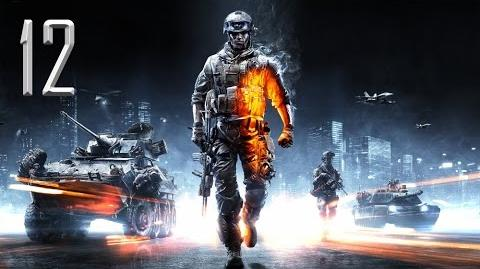 Battlefield 3 Walkthrough - The Great Destroyer