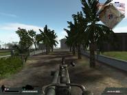 BFV M48 PATTON GUNNER HUD