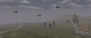 BF1942 OPERATION MARKET GARDEN US ARMY PARACHUTING
