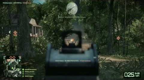 Battlefield Bad Company 2 PC Walkthough Trailer