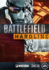 Battlefield Hardline Cover Art