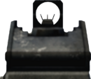 BFBC2 XM8 Prototype Iron Sight
