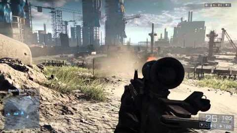 "Battlefield 4 Official 17 Minutes ""Fishing in Baku"" Gameplay Reveal"