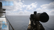 AN-94 Rifle Scope BF3
