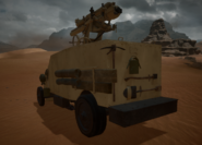 Artillery Truck 2