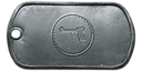 BF4 Handgun Expert Dog Tag
