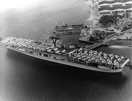 CV-5 USS Yorktown