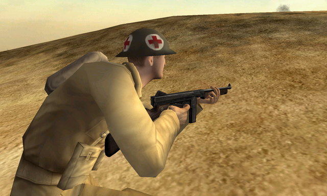 File:BF1942 BRITISH SOLDIER THOMPSON.png