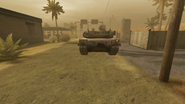 BF2 M1A2 Rear