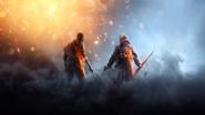 Battlefield 1 Squads Key Art