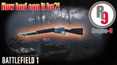 Worst Scout Rifle in Battlefield 1?