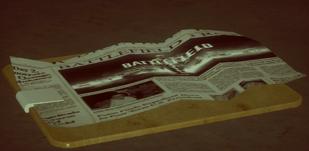 Newspaper BF3