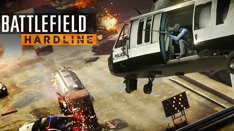 Battlefield Hardline Beta Trailer - Complete FPS Experience Gameplay