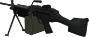 BF2 M249SAW Right