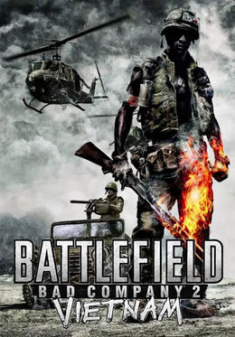 BFBC2 Vietnam cover art