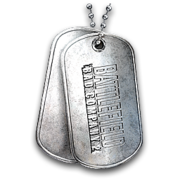 Dogtag Silver