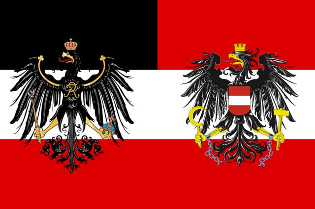 File:German austrian union.png