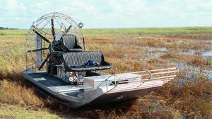 Airboat IRL