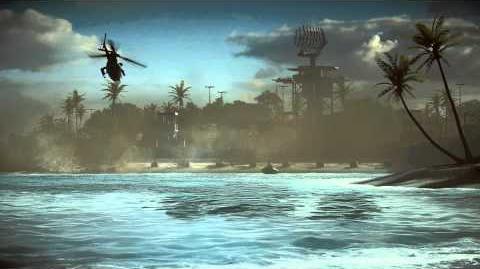 Only In Battlefield 4 Beach Bomb