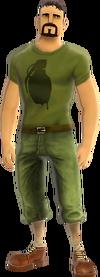 BFH Grenade Tshirt