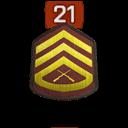 Rank 21