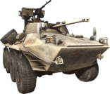 BTR-90 front