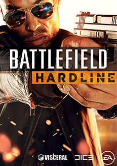 Battlefield Hardline Cover Art New