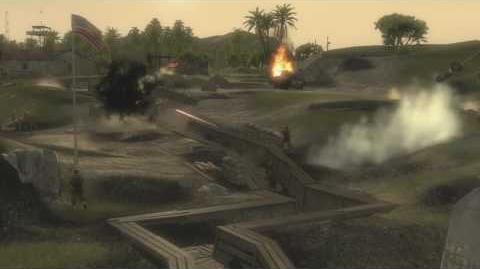 Battlefield 1943 Iwo Jima Trailer