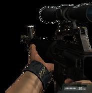 M16 Scope