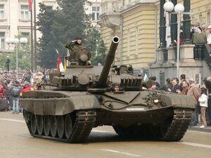 T-72 IRL