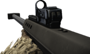 BFBC2 M95S Red Dot Sight